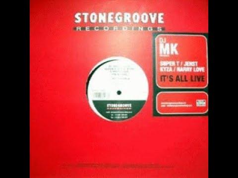 DJ MK - It's All Live (Instrumental) (Prod. Harry Love)