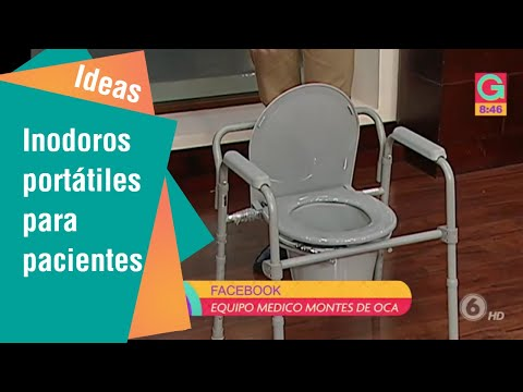 Inodoros port tiles para pacientes youtube for Accesorio de dormitorio para adultos