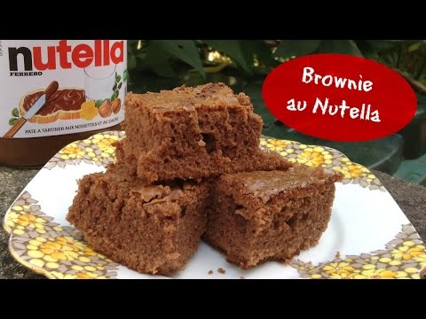 [cuisine]-brownie-au-nutella