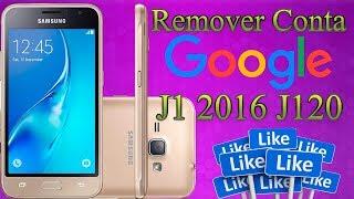 Remover Conta Google J1 2016 J120 FRP Bypass 2018