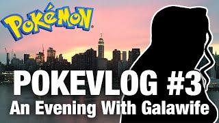 Pokemon GO New York City with Galawife!