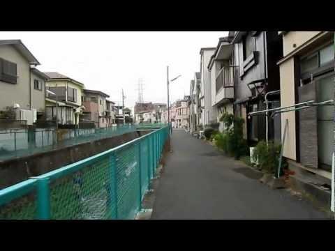 Ranma 1/2's neighborhood in Nerima, Tokyo