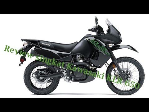 Spesifikasi Singkat Kawasaki KLR 650