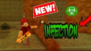 NEW INFECTION GAMEMODE!? (Roblox Assassin)