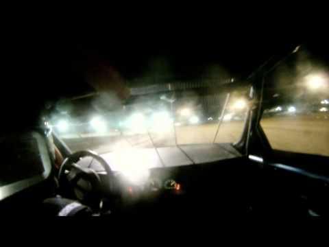 Delaware International Speedway 8-16-14 Ryan Riddle GoPro