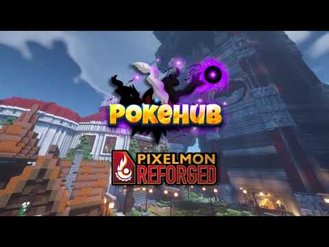 PokeHub Pixelmon Trailer