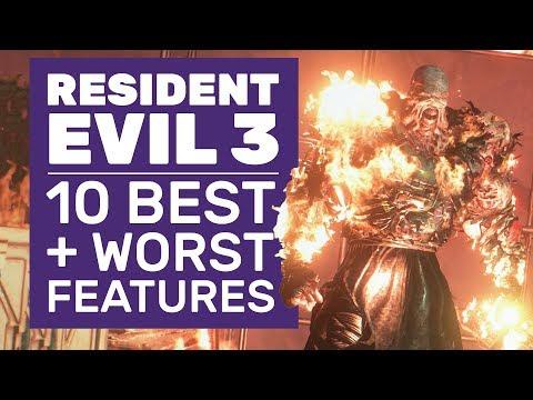 Spelmedier kikar på Resident Evil 3 Remake Ser rätt lovande ut!