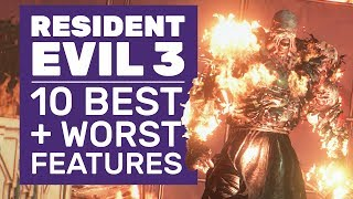 10 Best And Worst Resident Evil 3 Remake Features | Resident Evil 3 Demo Impressions
