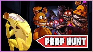 NUEVO *PROP HUNT* (FIVE NIGHT AT FREDDY) - FORTNITE MINIJUEGOS