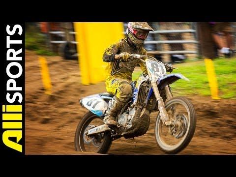 Bobby Kiniry's Rockstar Energy/Yamaha Motocross Setup 2012, Alli Sports