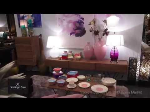 Santiago pons intergift septiembre 2017 ifema madrid youtube for Santiago pons decoracion