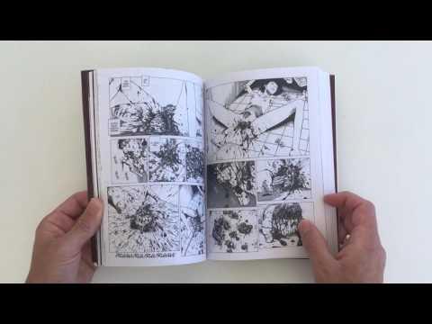 Shintaro Kago. Reproducción por Mitosis - QuickLook/CoolBook -