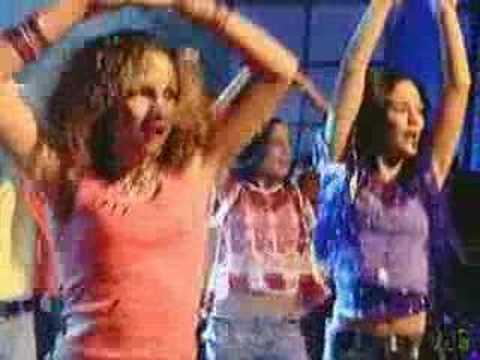 Stacey McClean (S Club 8) Montage - She's Alright