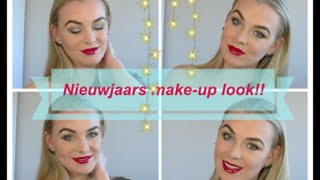 Nieuwjaars make up look 2014!! Thumbnail