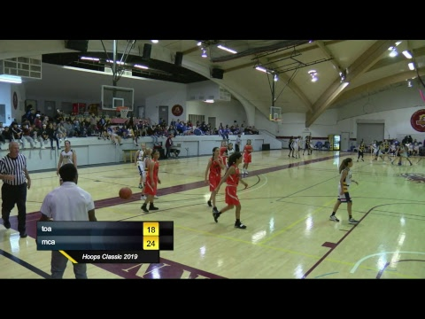 Hoops Classic 2019 ( The Oaks Adventist Christian School v.s. Macedonian Christian Academy)