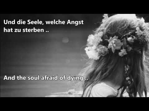 »German ‖ English Lyrics → Westlife - The Rose«