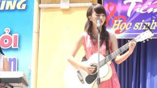 Giấc mơ trưa - Nữ sinh Phan Đình Phùng