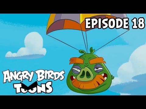 Angry Birds Toons – Slappy-Go-Lucky (Ep18 S1)