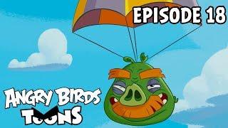 Angry Birds Toons | Slappy-Go-Lucky - S1 Ep18
