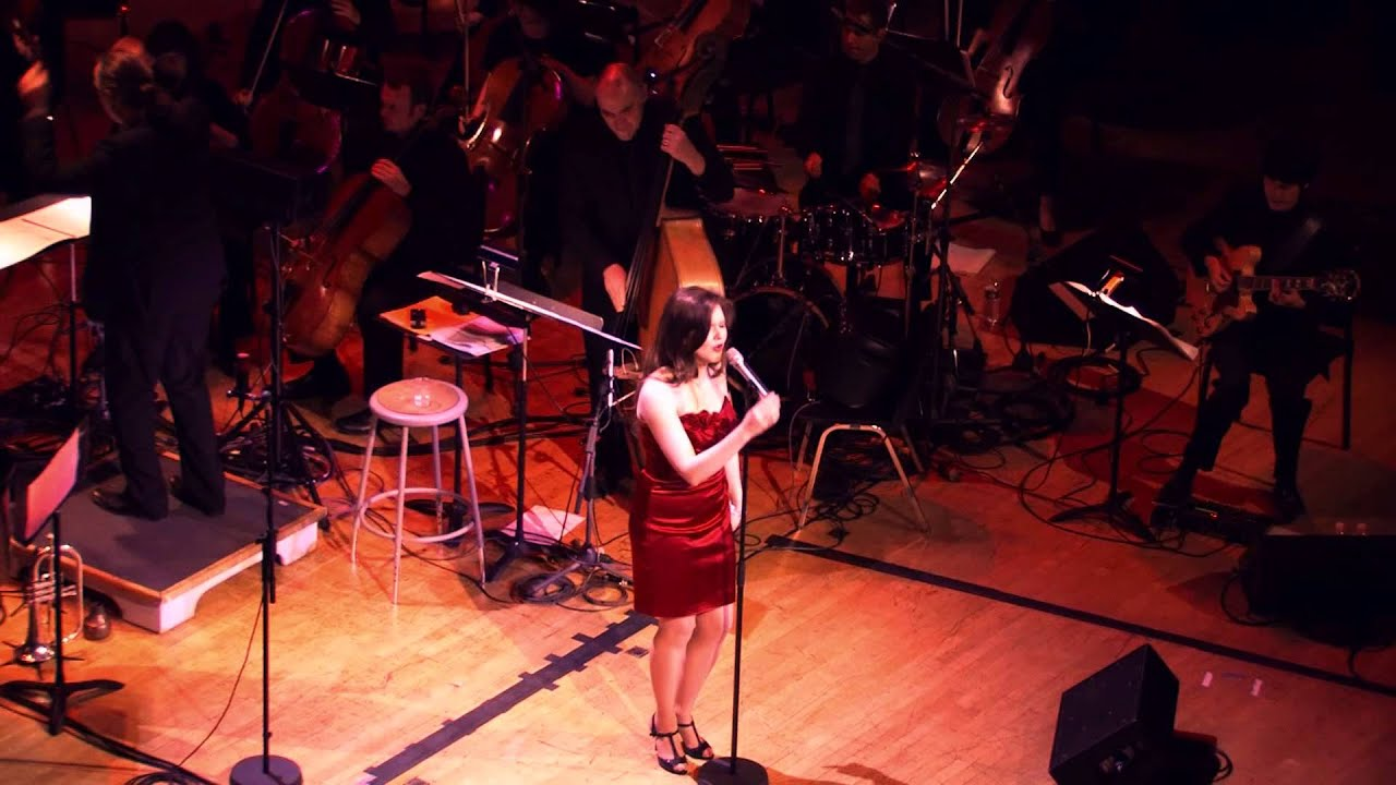 """Halie Loren - """"Sway"""" (with the Corvallis-OSU Symphony Orchestra)"""