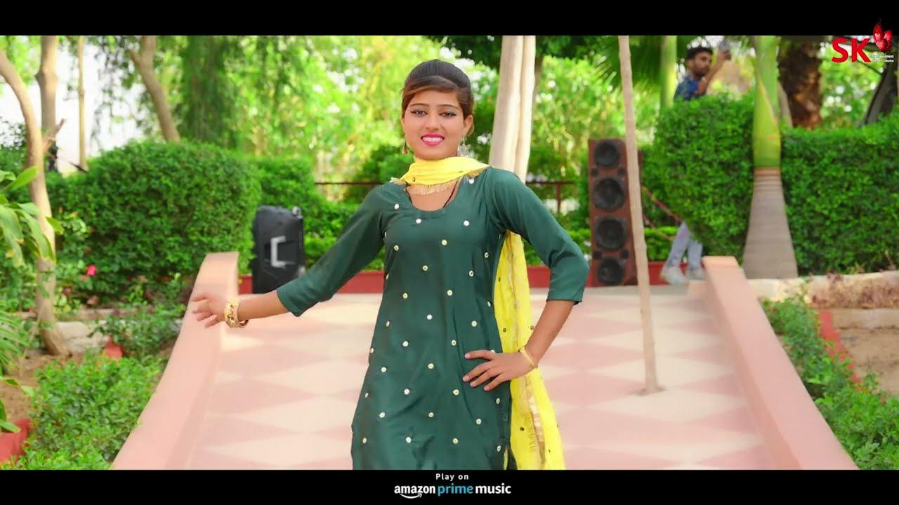 शहर की लड़की ने किया जबरदस्त आकर्षक डांस || Sham Savere Aave Re Hichki || Ajeet Katara Rasiya