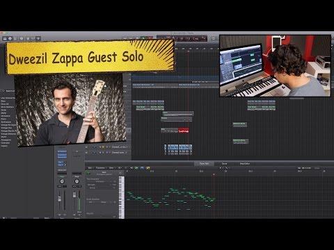 Dweezil Zappa Guest Guitar Solo