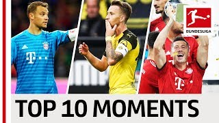 Top 10 Moments - August 2018 – Bayern