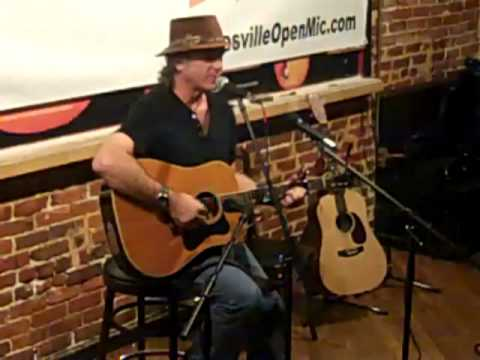 """Randy Lee Holt original song """"Dance Around the Kitchen A While"""" - Live at Loosey's"""