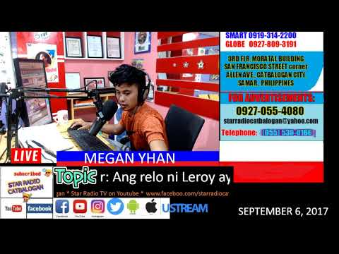DJ MEGAN YHAN of STAR RADIO kasama si LOLO WANG