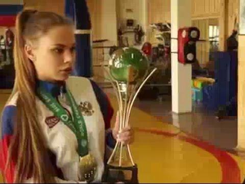 Усть-Илимская спортсменка выиграла чемпионат мира по кикбоксингу