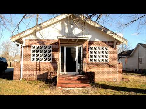 Abandoned  Funeral Home/Morgue, Granby Mo