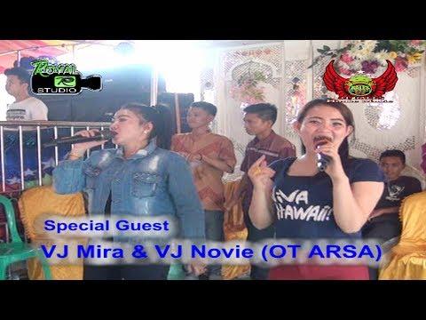 VJ ARSA Berkolaborasi With Kru Rales Kece Live Sukaraja oi 24 09 17 Created By Royal Studio