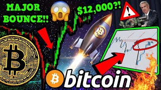 BITCOIN MAJOR BOUNCE!!! WHALES MIMIC 2017 BULL RUN!!! $12,000 BTC IMMINENT!!?