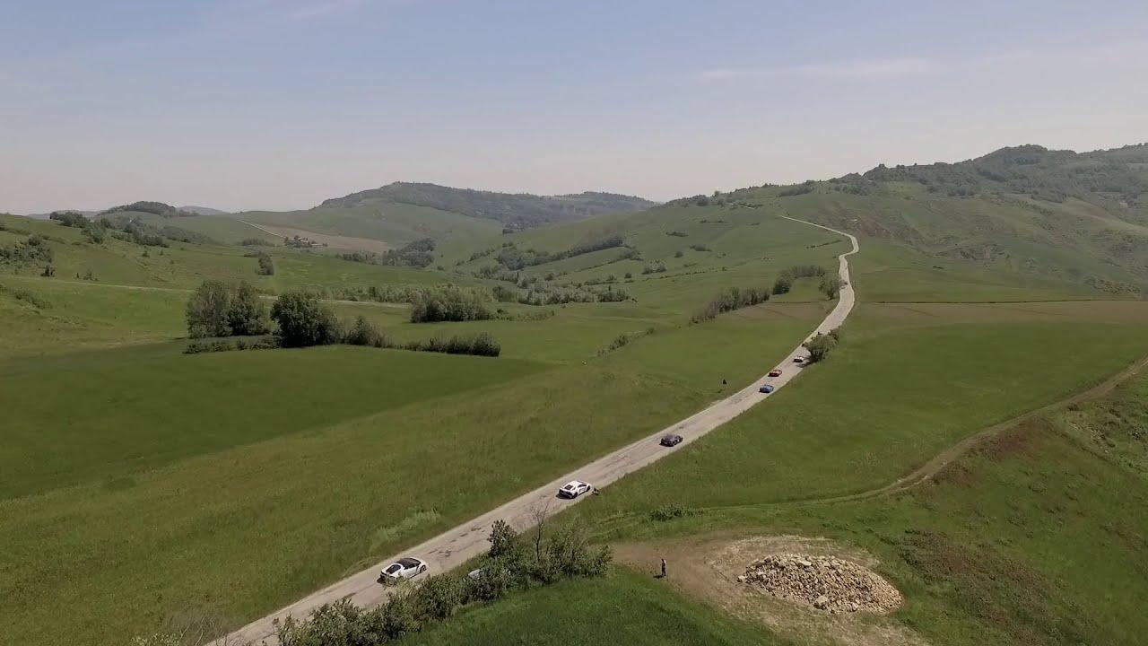 Lamborghini Italian Tour: Day 1