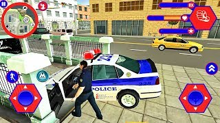 Grand Vegas Police Car Vice Simulator - Best Android Gameplay