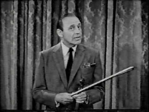 Jack Benny - Gisele MacKenzie