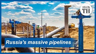 'Power of Siberia' gas pipeline cements China-Russia bond