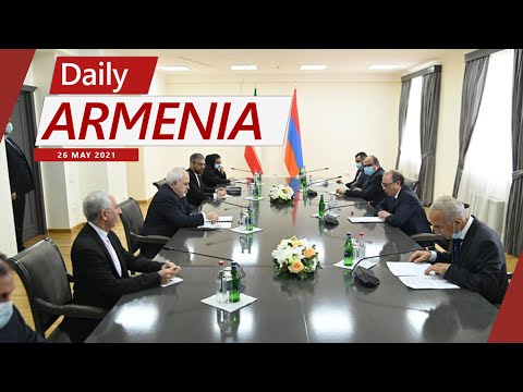 Iranian Foreign Minister Supports Opening Transport Links Between Armenia and Azerbaijan