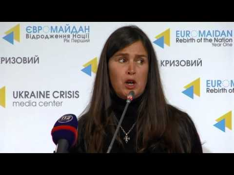 (English) Ukrainian Congress Committee of America. Ukraine Crisis Media Center, 27th of October 2014