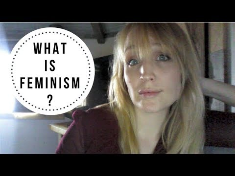 Will The Real Feminists Please Stand Up?