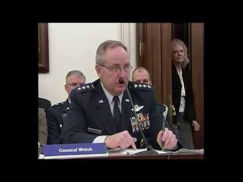 Hearing: United States Air Force FY 2016 Budget (EventID=102998)