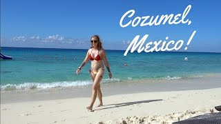COZUMEL, MEXICO - This beach is AWESOME!!