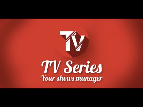 tv series your shows manager google play のアプリ