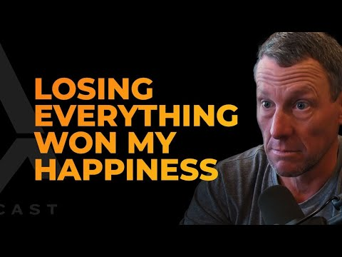 AMP #124 - The Process of Success and Overcoming Disaster with Lance Armstrong
