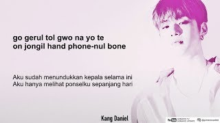 KANG DANIEL - WHAT ARE YOU UP TO (Easy Lyrics + Indo Sub) by GOMAWO