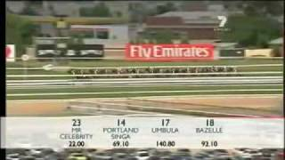 2005 Melbourne Cup - Makybe Diva