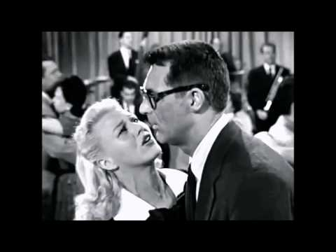 Ginger Rogers And Cary Grant Dancing In Monkey Business