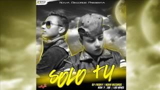 Solo TU-Rish y Joe Los Nenes(Proby Frisky)Nova Records DE LA CALLE AL ESCENARIO