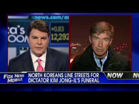 Kim Jong Il's Funeral