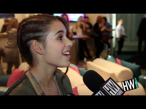 X-Factor's Carly Rose Sonenclar Answers Goofy Quick-fire Questions!